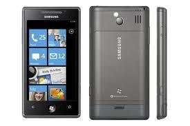 Samsung Omnia 1