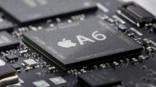 Apple Quad-Core A6 processor