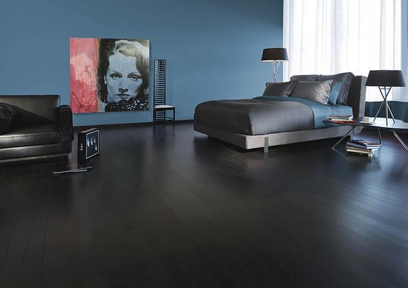 Maple Graphite Bedroom