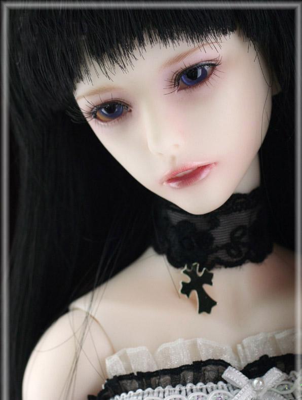 Gothic Fashion Doll