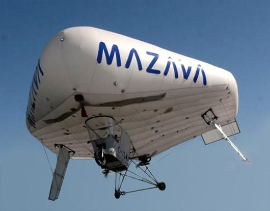 Solar Airship