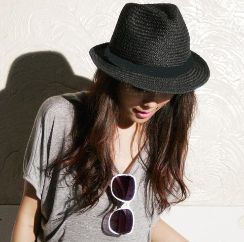 2012 Classic Hat Fashion