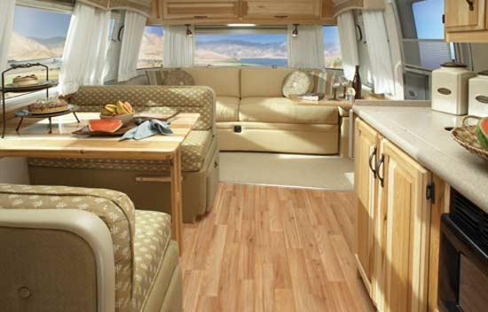54' Luxury Camper Motorhome