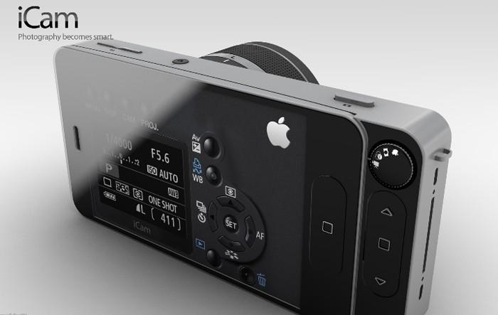 Apple New iCamera Concept