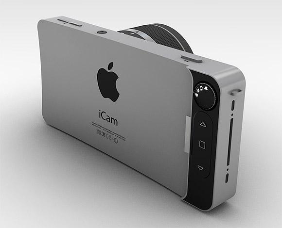 Apple New iCamera Concept - Joy Enjoys