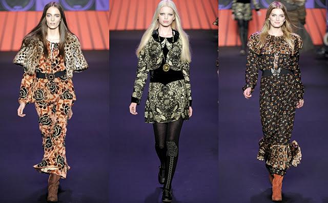 Bohemian Fashion Clothing Style 2012