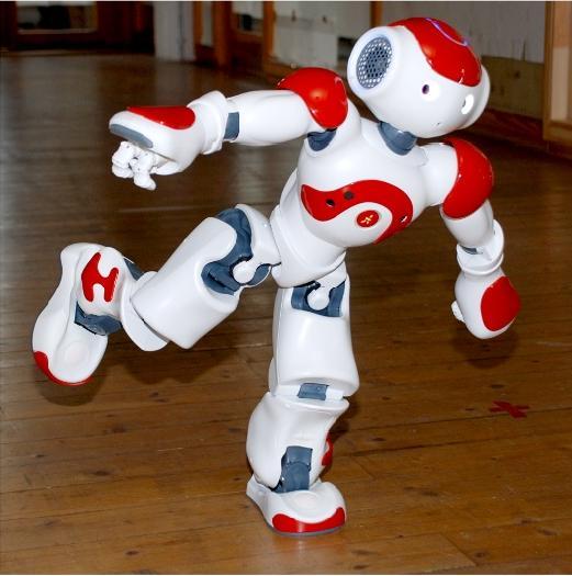 Cute Little Humanoid Robot