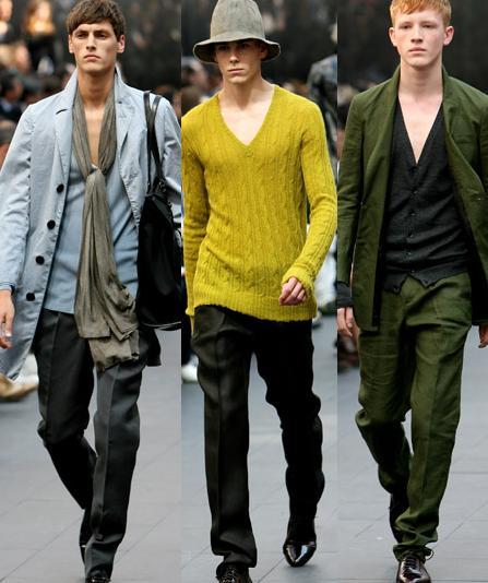 Mens Fashion Style 2012