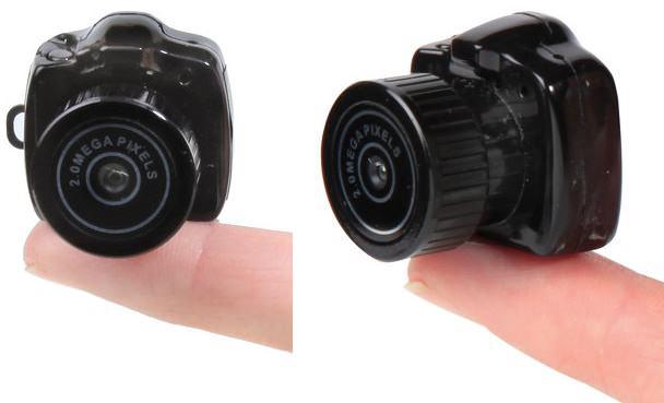 Smallest Digital Camera of The World