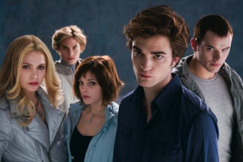 The Newest Twilight Vampire Movie