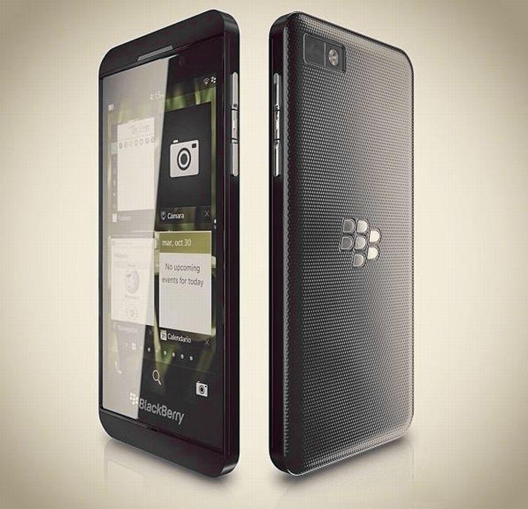 BlackBerry Z10 Concept Design Smartphone