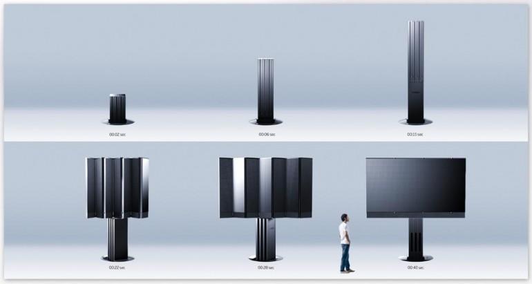 Amazing C SEED 201 Outdoor LED TV