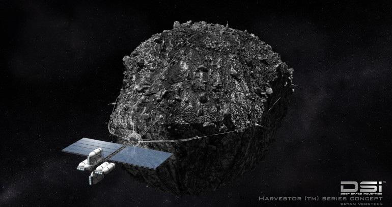 Deep Space Industries (DSI) Reveals Asteroid Mining Plans