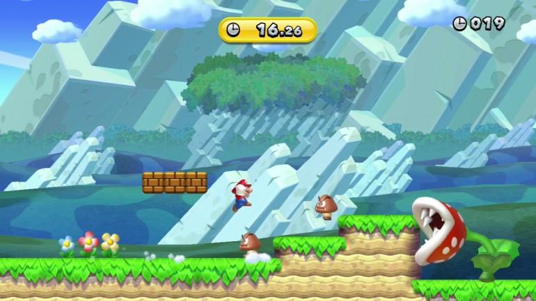 Handymen Launch New Super Mario Bros.U