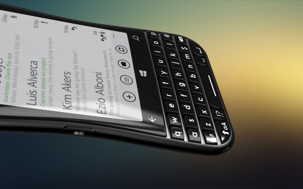 Nokia 888 E QWERTY Touch Handset Windows Phone 8