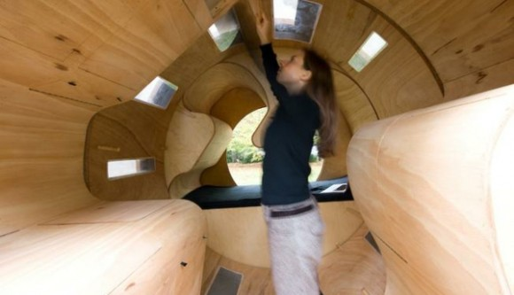 Roll It Experimental Housing Design