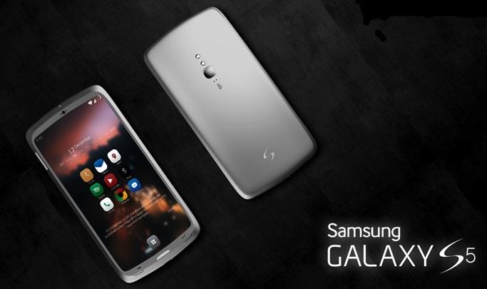 Samsung Galaxy S5 Design Concept Release Soon