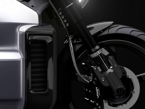 Voxan Wattman World Powerful Electric Motorcycle