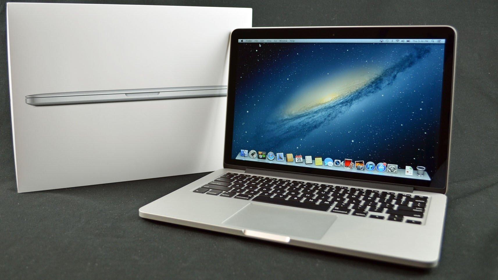 Apple 13-in Retina MacBook Pro Review - Joy Enjoys