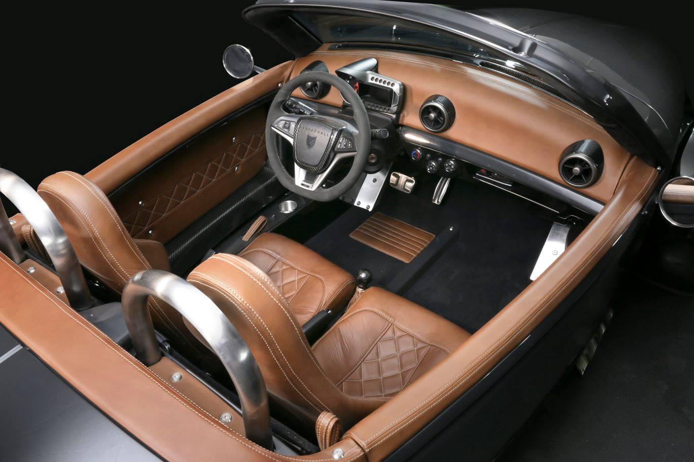 Awesome Luxury Vanderhall Laguna Three Wheeler Roadster