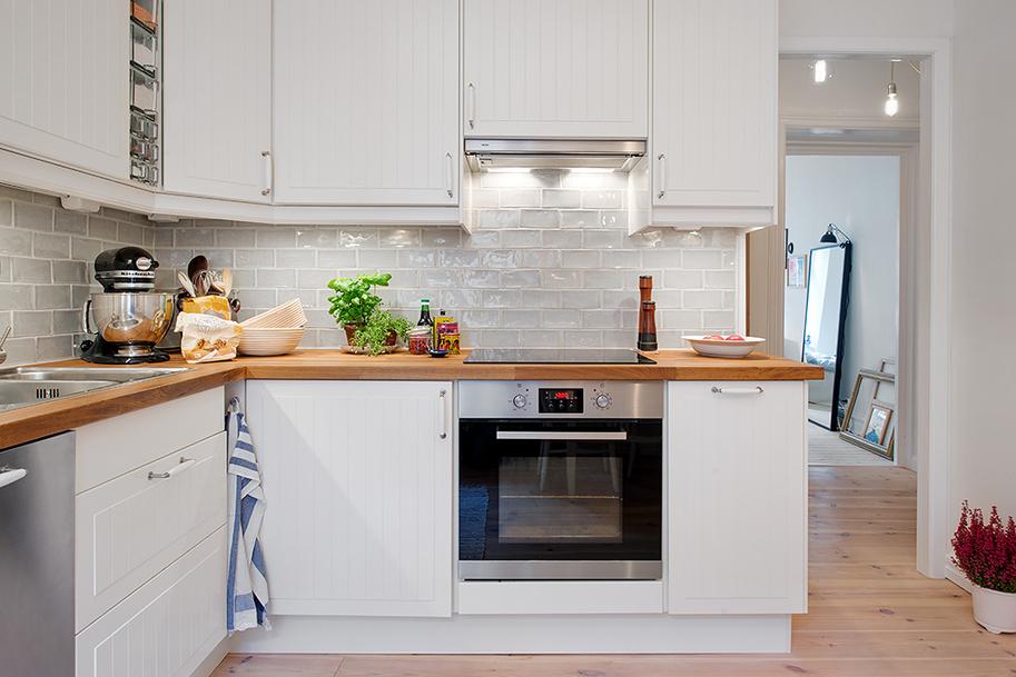 Stylish White Wooden Kitchen Design Ideas for Luxury Home