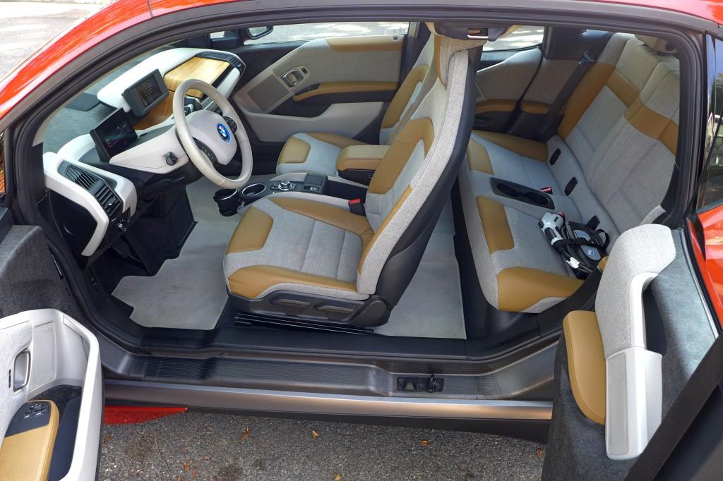 Luxury Launch By Bmw I3 Car Review Joy Enjoys